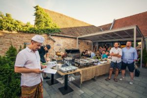 Evening Balinese cuisine at Bistro ENAK