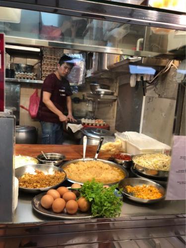 Reštaurácia v Singapure