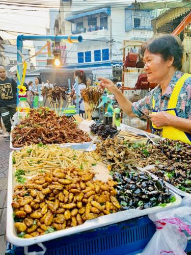 Enak v Bangkoku - Chinatown