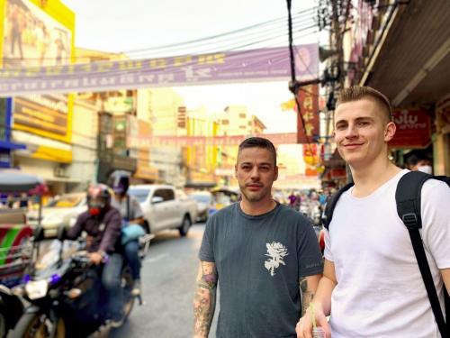 enak bangkok chinatown